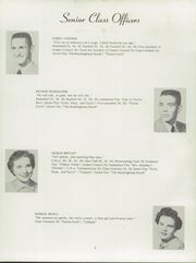 Page 11, 1955 Edition, Fulton High School - Talespin Yearbook (Middleton, MI) online yearbook collection