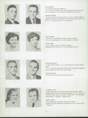Page 12, 1955 Edition, Fulton High School - Talespin Yearbook (Middleton, MI) online yearbook collection