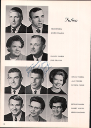 Page 12, 1969 Edition, Fulton High School - Talespin Yearbook (Middleton, MI) online yearbook collection