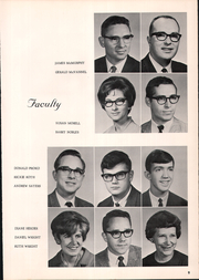 Page 13, 1969 Edition, Fulton High School - Talespin Yearbook (Middleton, MI) online yearbook collection