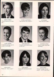 Page 16, 1969 Edition, Fulton High School - Talespin Yearbook (Middleton, MI) online yearbook collection