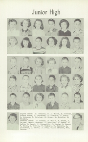 New Lothrop High School - Memo Yearbook (New Lothrop, MI) online yearbook collection, 1954 Edition, Page 33