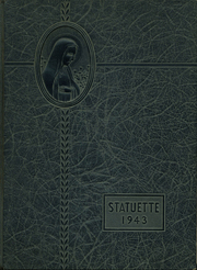 Page 1, 1943 Edition, St Philip High School - Statuette Yearbook (Battle Creek, MI) online yearbook collection