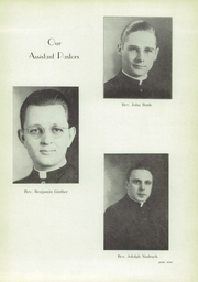 Page 13, 1943 Edition, St Philip High School - Statuette Yearbook (Battle Creek, MI) online yearbook collection