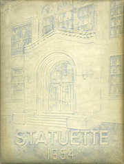 Page 1, 1954 Edition, St Philip High School - Statuette Yearbook (Battle Creek, MI) online yearbook collection
