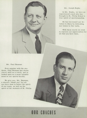 Page 15, 1954 Edition, St Philip High School - Statuette Yearbook (Battle Creek, MI) online yearbook collection