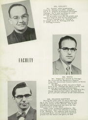 Page 16, 1954 Edition, St Philip High School - Statuette Yearbook (Battle Creek, MI) online yearbook collection