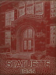 1955 Edition, St Philip High School - Statuette Yearbook (Battle Creek, MI)
