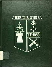 1979 Edition, W S Sims (FF 1059) - Naval Cruise Book