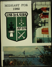 Page 1, 1982 Edition, W S Sims (FF 1059) - Naval Cruise Book online yearbook collection