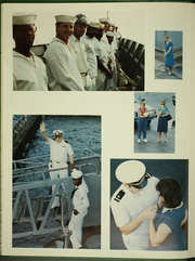 Page 10, 1984 Edition, W S Sims (FF 1059) - Naval Cruise Book online yearbook collection
