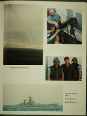 Page 17, 1984 Edition, W S Sims (FF 1059) - Naval Cruise Book online yearbook collection