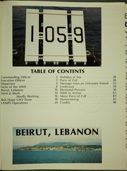 Page 5, 1984 Edition, W S Sims (FF 1059) - Naval Cruise Book online yearbook collection