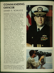 Page 6, 1984 Edition, W S Sims (FF 1059) - Naval Cruise Book online yearbook collection