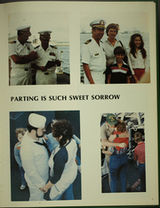 Page 9, 1984 Edition, W S Sims (FF 1059) - Naval Cruise Book online yearbook collection