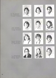 Pontiac Catholic High School - Phoenix Yearbook (Pontiac, MI) online yearbook collection, 1980 Edition, Page 50