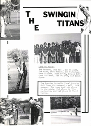Page 84, 1980 Edition, Pontiac Catholic High School - Phoenix Yearbook (Pontiac, MI) online yearbook collection
