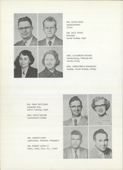 Page 10, 1956 Edition, Webberville High School - Spartan Yearbook (Webberville, MI) online yearbook collection