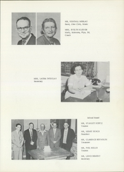 Page 11, 1956 Edition, Webberville High School - Spartan Yearbook (Webberville, MI) online yearbook collection
