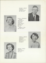 Page 15, 1956 Edition, Webberville High School - Spartan Yearbook (Webberville, MI) online yearbook collection