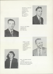 Page 17, 1956 Edition, Webberville High School - Spartan Yearbook (Webberville, MI) online yearbook collection