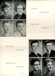 Page 10, 1959 Edition, Hancock Central High School - Echoes Yearbook (Hancock, MI) online yearbook collection