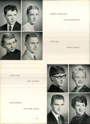 Page 12, 1959 Edition, Hancock Central High School - Echoes Yearbook (Hancock, MI) online yearbook collection