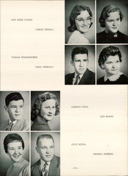 Page 17, 1959 Edition, Hancock Central High School - Echoes Yearbook (Hancock, MI) online yearbook collection
