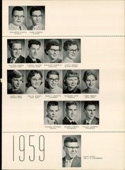 Page 5, 1959 Edition, Hancock Central High School - Echoes Yearbook (Hancock, MI) online yearbook collection