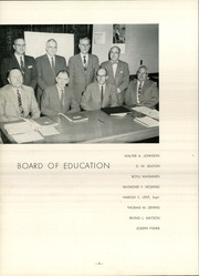 Page 8, 1959 Edition, Hancock Central High School - Echoes Yearbook (Hancock, MI) online yearbook collection