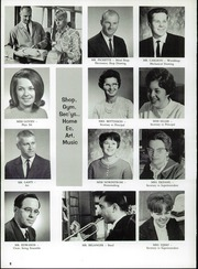 Page 12, 1968 Edition, Hancock Central High School - Echoes Yearbook (Hancock, MI) online yearbook collection