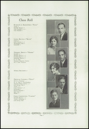 Page 11, 1929 Edition, Royal Oak High School - Oak Yearbook (Royal Oak, MI) online yearbook collection