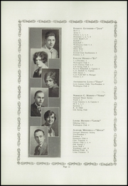 Page 14, 1929 Edition, Royal Oak High School - Oak Yearbook (Royal Oak, MI) online yearbook collection