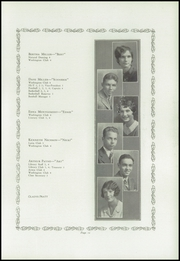 Page 15, 1929 Edition, Royal Oak High School - Oak Yearbook (Royal Oak, MI) online yearbook collection