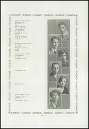 Page 17, 1929 Edition, Royal Oak High School - Oak Yearbook (Royal Oak, MI) online yearbook collection