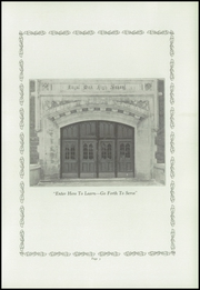 Page 7, 1929 Edition, Royal Oak High School - Oak Yearbook (Royal Oak, MI) online yearbook collection