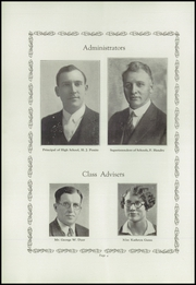 Page 8, 1929 Edition, Royal Oak High School - Oak Yearbook (Royal Oak, MI) online yearbook collection