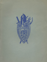 Page 1, 1940 Edition, Royal Oak High School - Oak Yearbook (Royal Oak, MI) online yearbook collection