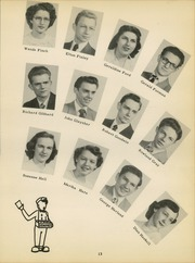 Page 13, 1949 Edition, Royal Oak High School - Oak Yearbook (Royal Oak, MI) online yearbook collection
