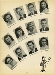 Page 14, 1949 Edition, Royal Oak High School - Oak Yearbook (Royal Oak, MI) online yearbook collection