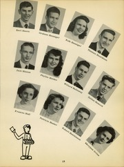 Page 15, 1949 Edition, Royal Oak High School - Oak Yearbook (Royal Oak, MI) online yearbook collection