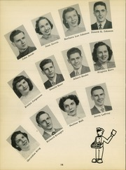 Page 16, 1949 Edition, Royal Oak High School - Oak Yearbook (Royal Oak, MI) online yearbook collection