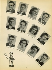 Page 17, 1949 Edition, Royal Oak High School - Oak Yearbook (Royal Oak, MI) online yearbook collection