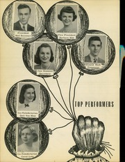 Page 6, 1949 Edition, Royal Oak High School - Oak Yearbook (Royal Oak, MI) online yearbook collection