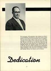 Page 6, 1953 Edition, Royal Oak High School - Oak Yearbook (Royal Oak, MI) online yearbook collection