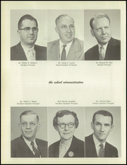 Page 8, 1957 Edition, Royal Oak High School - Oak Yearbook (Royal Oak, MI) online yearbook collection