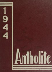 St Anthony High School - Antholite Yearbook (Detroit, MI) online yearbook collection, 1944 Edition, Page 1