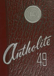 Page 1, 1949 Edition, St Anthony High School - Antholite Yearbook (Detroit, MI) online yearbook collection