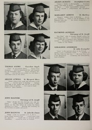 Page 14, 1949 Edition, St Anthony High School - Antholite Yearbook (Detroit, MI) online yearbook collection