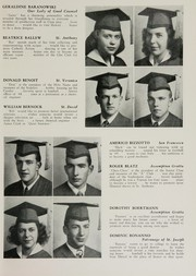 Page 15, 1949 Edition, St Anthony High School - Antholite Yearbook (Detroit, MI) online yearbook collection